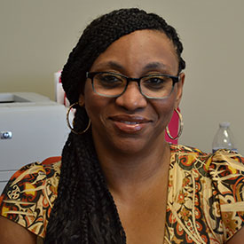 Meet Division of Student Affairs staff member, DeLynn Williams.